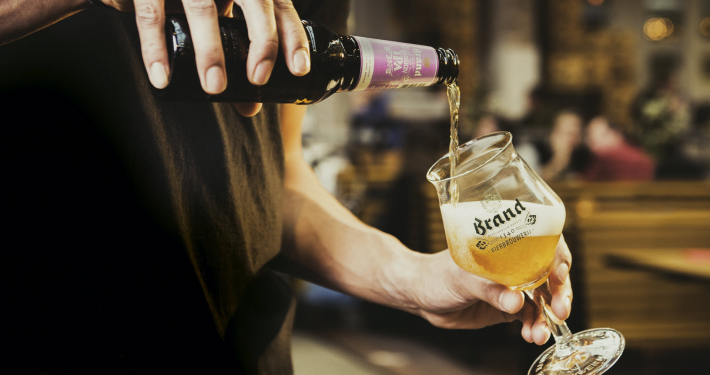 Bierproeflokaal: Brand Session IPA bij De Peizer Hopbel